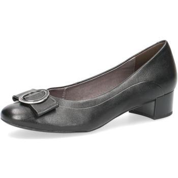 Παπούτσια Γυναίκα Μπαλαρίνες Caprice Elegant Low Heels Black Black