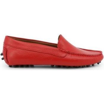 Παπούτσια Γυναίκα Μοκασσίνια Made In Italia FOTOROMANZA ROSSO Rojo