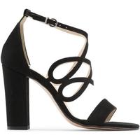 Παπούτσια Γυναίκα Σανδάλια / Πέδιλα Made In Italia CARINA NERO Negro