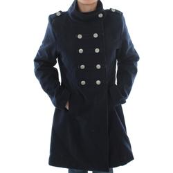 Υφασμάτινα Γυναίκα Παλτό Made In Italia ELENA MARINE Azul marino