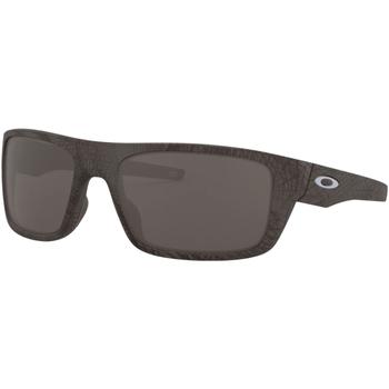 Ρολόγια & Kοσμήματα Άνδρας óculos de sol Oakley OO9367-2060 GREY CARBON Gris