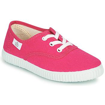 Παπούτσια Κορίτσι Χαμηλά Sneakers Citrouille et Compagnie KIPPI BOU Ροζ