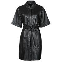 Υφασμάτινα Γυναίκα Κοντά Φορέματα Oakwood BREAK Black