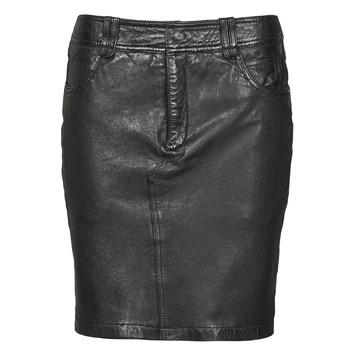 Υφασμάτινα Γυναίκα Φούστες Oakwood CROSS Black