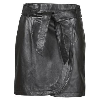 Υφασμάτινα Γυναίκα Φούστες Oakwood INSTAX Black