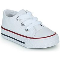 Παπούτσια Παιδί Χαμηλά Sneakers Citrouille et Compagnie OTAL Άσπρο