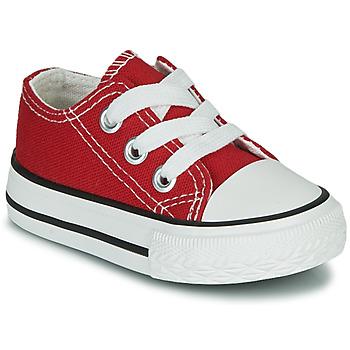 Παπούτσια Παιδί Χαμηλά Sneakers Citrouille et Compagnie OTAL Red
