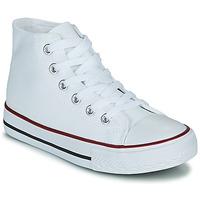 Παπούτσια Παιδί Ψηλά Sneakers Citrouille et Compagnie OUTIL Άσπρο