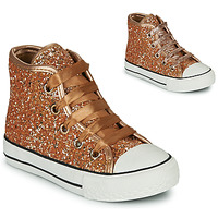 Παπούτσια Κορίτσι Ψηλά Sneakers Citrouille et Compagnie OUTIL Bronze