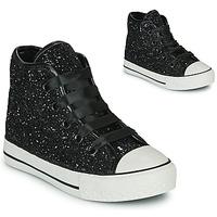Παπούτσια Κορίτσι Ψηλά Sneakers Citrouille et Compagnie OUTIL Black
