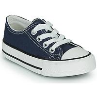 Παπούτσια Παιδί Χαμηλά Sneakers Citrouille et Compagnie OTAL Marine