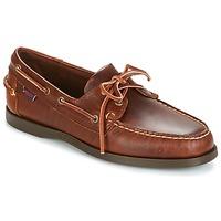Παπούτσια Άνδρας Boat shoes Sebago DOCKSIDES Brown