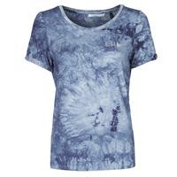 Υφασμάτινα Γυναίκα T-shirt με κοντά μανίκια Les Petites Bombes BRISEIS Marine
