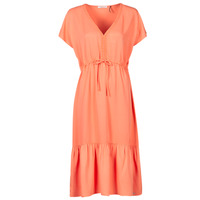 Υφασμάτινα Γυναίκα Κοντά Φορέματα Les Petites Bombes BRESIL Orange