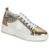 Παπούτσια Γυναίκα Χαμηλά Sneakers Philippe Morvan SOAPY V3 Άσπρο / Brown