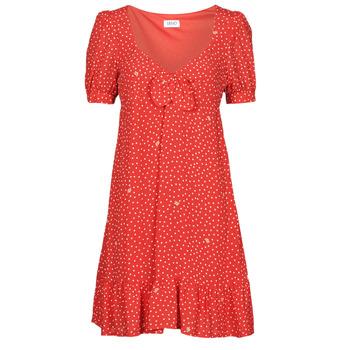 Υφασμάτινα Γυναίκα Κοντά Φορέματα Liu Jo WA1339-T4768-T9684 Red