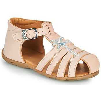 Παπούτσια Κορίτσι Σανδάλια / Πέδιλα GBB ANAYA Ροζ