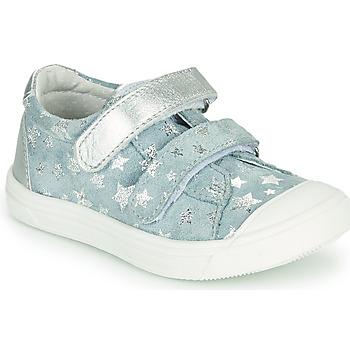 Παπούτσια Κορίτσι Χαμηλά Sneakers GBB NOELLA Μπλέ