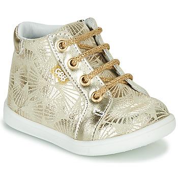 Ψηλά Sneakers GBB FAMIA ΣΤΕΛΕΧΟΣ: καστόρι & ΕΠΕΝΔΥΣΗ: Δέρμα & ΕΣ. ΣΟΛΑ: Δέρμα & ΕΞ. ΣΟΛΑ: Καουτσούκ