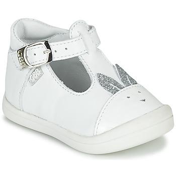 Παπούτσια Κορίτσι Μπαλαρίνες GBB ANINA Άσπρο