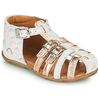 Παπούτσια Κορίτσι Σανδάλια / Πέδιλα GBB RIVIERA Ροζ