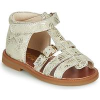 Παπούτσια Κορίτσι Σανδάλια / Πέδιλα GBB PHILIPPINE Beige