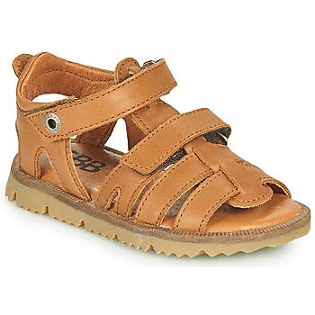 Παπούτσια Αγόρι Σανδάλια / Πέδιλα GBB JULIO Brown