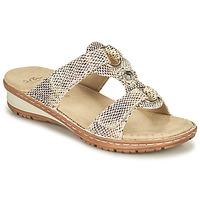 Παπούτσια Γυναίκα Σανδάλια / Πέδιλα Ara HAWAII Beige