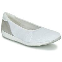 Παπούτσια Γυναίκα Χαμηλά Sneakers Ara PORTO-FUSION4 Άσπρο