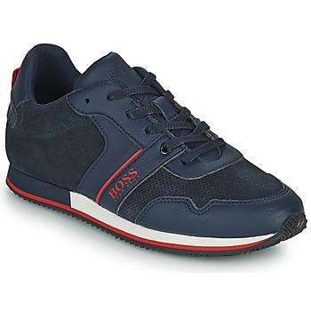 Παπούτσια Αγόρι Χαμηλά Sneakers BOSS HOLLA Μπλέ