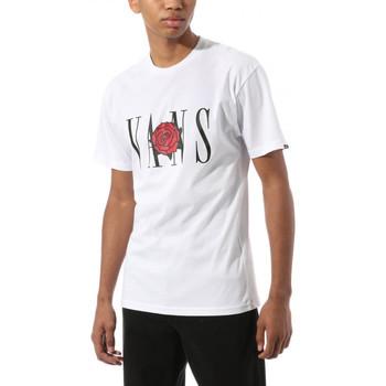 T-shirt με κοντά μανίκια Vans Kw classic rose s