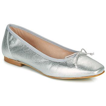 Παπούτσια Γυναίκα Μπαλαρίνες Betty London ONDINE Silver