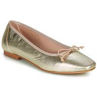 Παπούτσια Γυναίκα Μπαλαρίνες Betty London ONDINE Gold