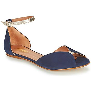 Παπούτσια Γυναίκα Σανδάλια / Πέδιλα Betty London INALI Marine
