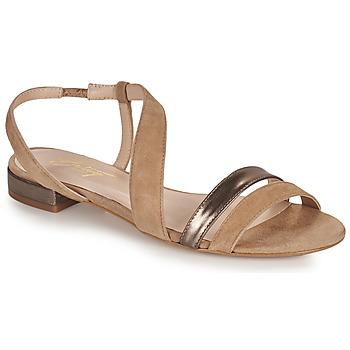Παπούτσια Γυναίκα Σανδάλια / Πέδιλα Betty London OCOLI Beige