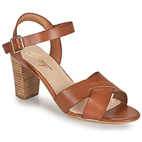 Παπούτσια Γυναίκα Σανδάλια / Πέδιλα Betty London OCOLA Camel