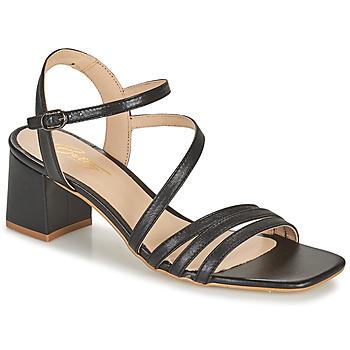 Παπούτσια Γυναίκα Σανδάλια / Πέδιλα Betty London OCHANTE Black