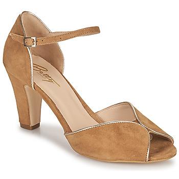 Παπούτσια Γυναίκα Σανδάλια / Πέδιλα Betty London ORAD Camel