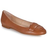 Παπούτσια Γυναίκα Μπαλαρίνες Betty London OVINOU Camel