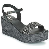 Παπούτσια Γυναίκα Σανδάλια / Πέδιλα Betty London OFINI Black