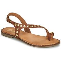 Παπούτσια Γυναίκα Σανδάλια / Πέδιλα Betty London OPATIO Camel