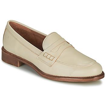 Παπούτσια Γυναίκα Μοκασσίνια Betty London MAGLIT Ecru