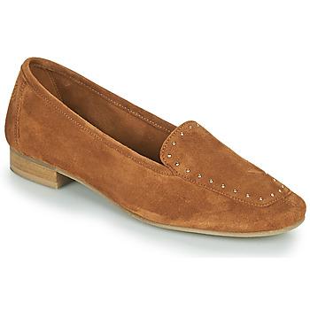 Παπούτσια Γυναίκα Μοκασσίνια Betty London ORIETTE Cognac