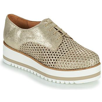 Παπούτσια Γυναίκα Derby Betty London OULOUNE Gold