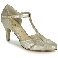 Παπούτσια Γυναίκα Γόβες Betty London MASETTE Gold