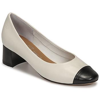Παπούτσια Γυναίκα Γόβες Betty London OMINA Άσπρο / Black