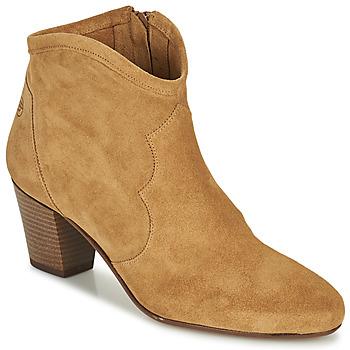 Παπούτσια Γυναίκα Μποτίνια Betty London OISINE Camel