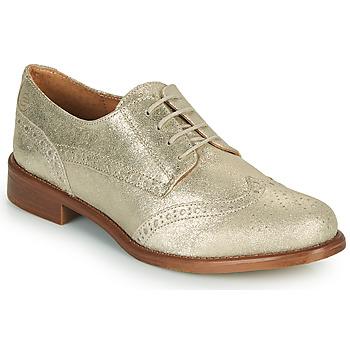 Παπούτσια Γυναίκα Derby Betty London CODEUX Gold