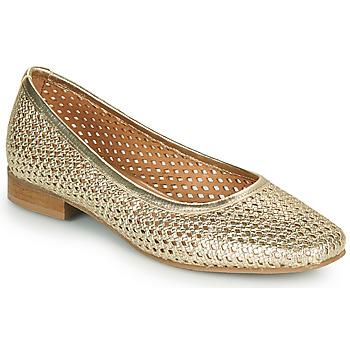 Παπούτσια Γυναίκα Μπαλαρίνες Betty London OCARA Gold