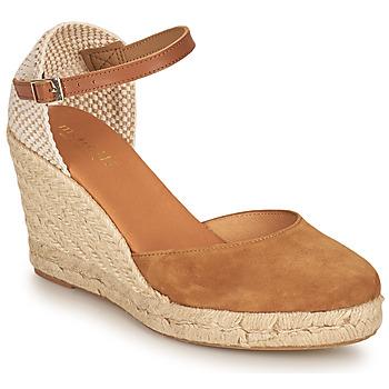 Παπούτσια Γυναίκα Σανδάλια / Πέδιλα Minelli RAYANA Brown / Beige